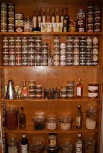 The Posh Latin Cook's Pantry